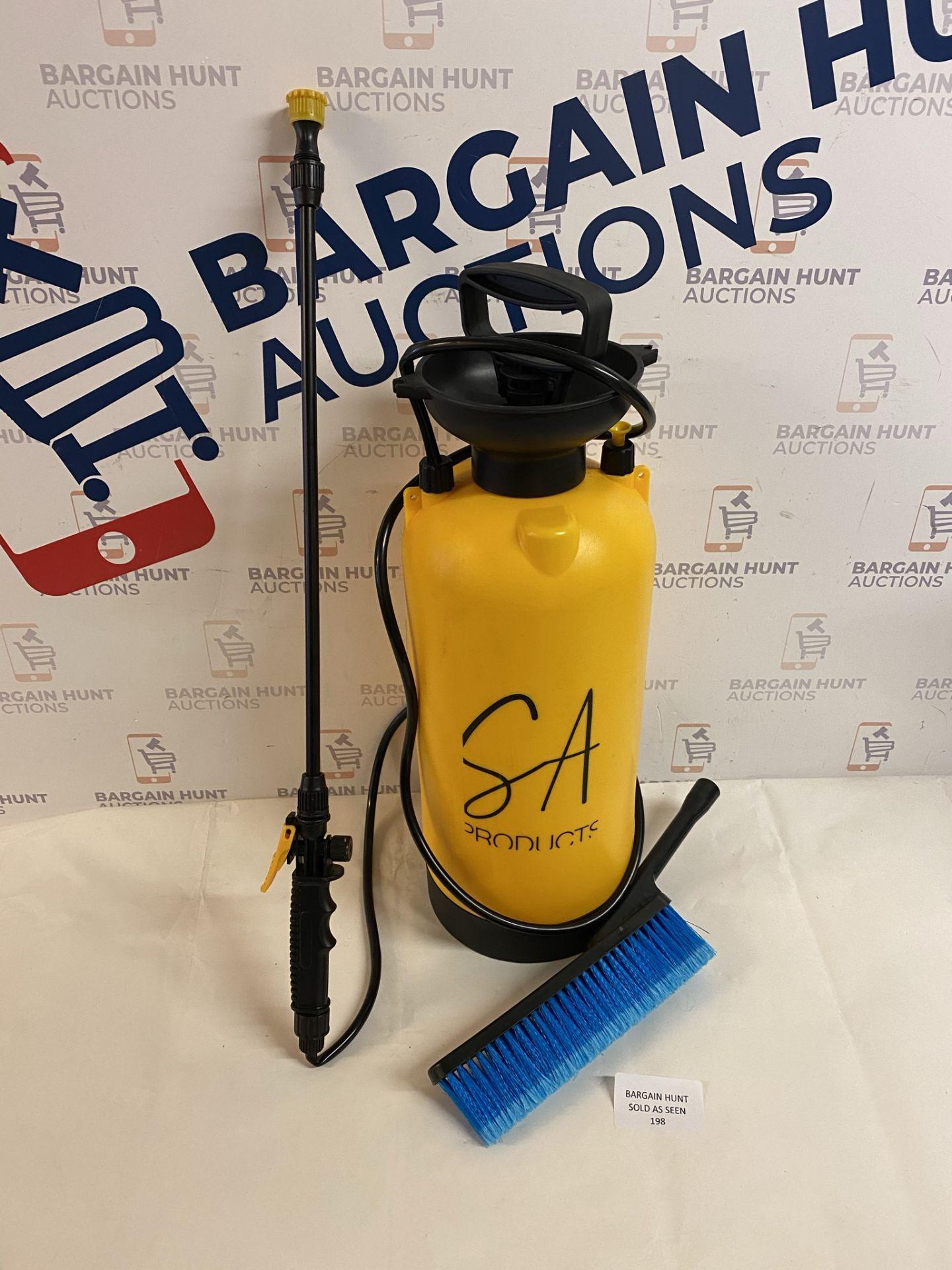 Portable Power Washer - 8L Multipurpose Sprayer