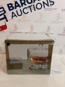 Handmade Glass Cake Stand RRP £39.50