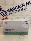 Temperature Comfort 10.5 Tog Duvet, Double RRP £59