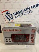 Morphy Richards Accents Colour Collection 23L Digital Microwave