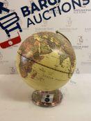 Large Globe, Antique Brass RRP £49.50
