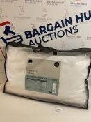 Memory Foam Neck Comforter Pillow RRP £35