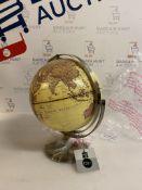 Medium Globe, Antique Brass RRP £39.50