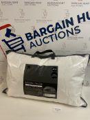 Luxury Hungarian Goose Down Natural Pillow RRP £59