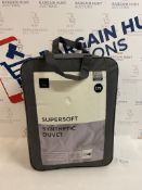 Supersoft Synthetic 10.5 Tog Duvet, Double RRP £79