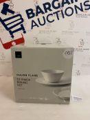 Maxim Flare 12 Piece Dining Set RRP £59