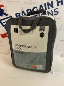 Comfortably Cool 10.5 Tog Duvet, Double RRP £49.50