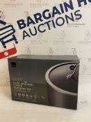 Chef Hard Anodised 3 Piece Saucepan Set RRP £95