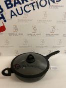 Non Stick Saute Pan with Lid