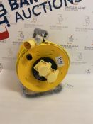 SMJ Electrical 110V 50 Metre Cable Reel