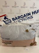 Perfect Pair 2 Pack Pillows RRP £30