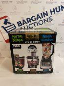 Ninja Food Processor Auto-IQ Ninja Blender