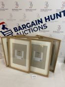 Set of 5 Picture Frames