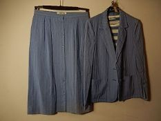 A vintage Jaeger skirt size14 top and jacket size 12