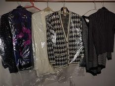 A collection of 5 Cardigans and a Jumper - Vintage Etam. Cardigans to include Vintage Next and St
