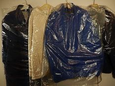 4 Coats/Fleece jackets to include pure and natural size M