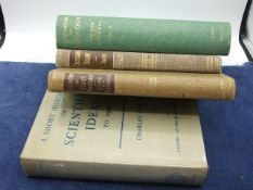 Text Book of Zoology Parker & Haswell vol 2 , Cryptogamic Botany Smith Vol 2 , Plant Anatomy and