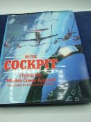 In the cockpit flying the worlds great aircraft, with dust cover. introduction by Jeffrey Quill 1984
