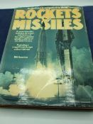Rockets and Missiles by Bill Gunston, with dust cover, 1979