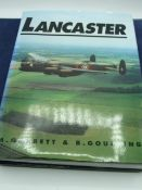 Lancaster M Garbett & B Goulding 1994 reprint with dust jacket