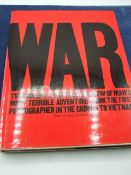 WAR text by Albert R. Leventhal. with dust cover 1973 edition