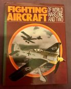 Fighting Aircraft of World Wars One and Two 1976 edition with dust jacket