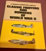Classic Fighters and Bombers of World War II . Aerodata International Publication first edition 1981