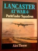 Lancaster at War 4 Alex Thorne 1990 edition with dust jacket