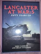 Lancaster at War 5 Mike Garbett & Brian Goulding 1991 edition with dust jacket