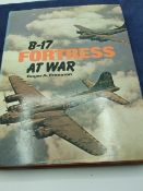 B-17 Fortress at war by Roger A. Freeman 1977 edition