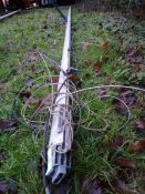Dinghy mast - international racing mast