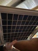 Polycrystalline solar PV panels x2 in original box