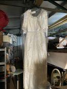 Ronald Joyce of London Wedding Dress size:12