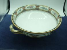 M & Co Chinese Key Fruit Bowl