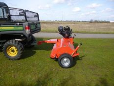 WINTON ATV FLAIL MOWER WAT120 1.2M WIDE
