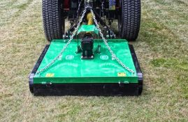 TOPPER MOWER 1.1M WIDE