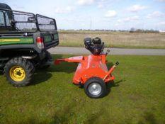 WINTON ATV FLAIL MOWER WAT120 1.2M WIDE