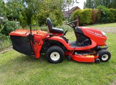 KUBOTA GR1600 II GARDEN LOW TIP 2008 MOWER