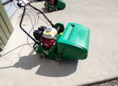 RANSOMES SUPER CERTES 61 AS NEW walk behind