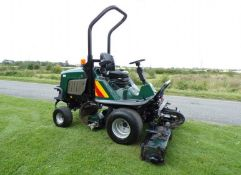 HAYTER LT324 4X4 TRIPLE GANG RIDE ON MOWER