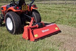 WINTON HEAVY DUTY FLAIL 1.25M WIDE MOWER