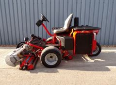 JACOBSEN G PLEX III RIDE ON GREENS MOWER