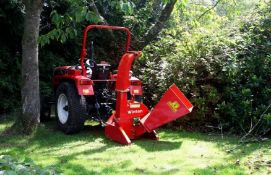 WINTON WWC4 WOOD CHIPPER BRAND NEW