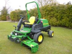 JOHN DEERE 8400 TRIPLE REEL MOWER 4X4