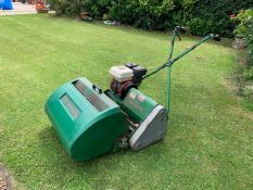 DENNIS 610 CASSETTE MOWER WALK BEHIND