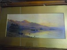 4 framed pictures of Killarney