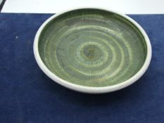 Rye Pottery Bowl 9 inches wide ( no damage )