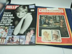 Abba Gold and 2 commerative Magazines