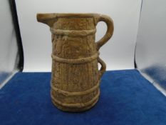 Hillstonia jug Moira pottery