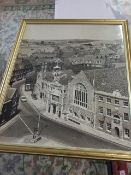 Town Hall Kings Lynn Black and White Photograph 16 x 20 inches